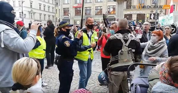 45. Marsze Wolności w Polsce
